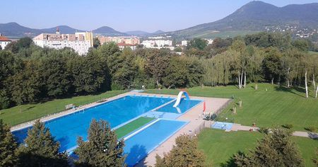 Outdoor swimming-pool - Lovosice